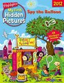 Spy the Balloon My First Hidden Pictures 2012