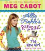New Girl - Audio (Allie Finkle's Rules for Girls)