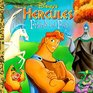 Disney's Hercules: Friends and Foes (Golden Look-Look Book)