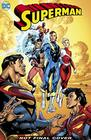 Superman Vol 3 The Unity Saga The President of Earth