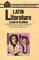 Latin Literature (Barnes & Noble outline series ; 80)