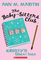 Kristy's Great Idea (Babysitters Club, Bk 1)