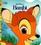 Walt Disney's the Bambi Book