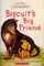 Biscuit's Big Friend (My First I Can Read Book)