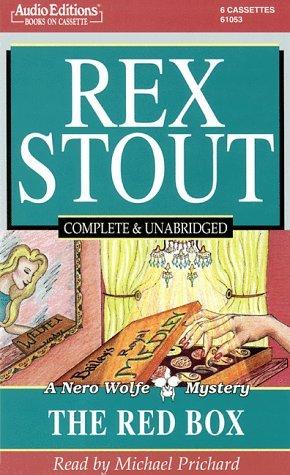 Publication Order of Nero Wolfe Books (Rex Stout)