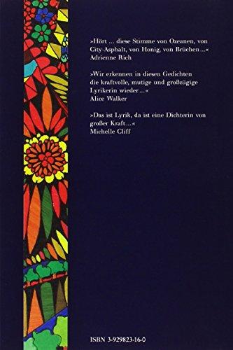 Die Quelle Unserer Macht Gedichte Audre Lorde Hardcover
