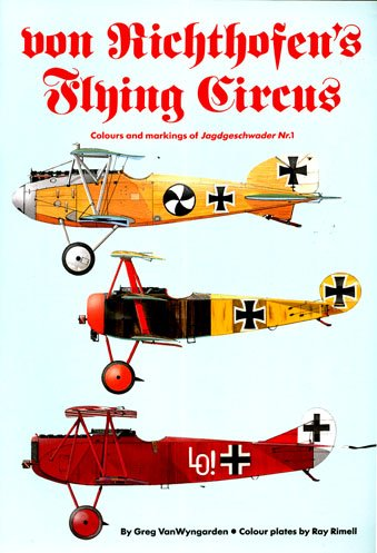 von Richthofens Flying Circus (Windsock Fabric Special, No. 1)