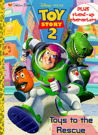 Disney Pixar Toy Story 2 Toys to the Rescue Special Edition ...