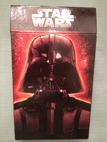The Rise And Fall Of Darth Vader The Life And Legend Of Obiwan Kenobi And A New Hope The Life Of Luke Skywalker Star Wars Box Set Star Wars 0545202981